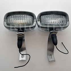 1968 1969 bus karmann ghia 1 front side reflector left right oem hella type 2